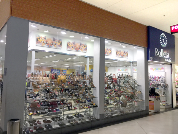Rolleta Shopping Bonsucesso