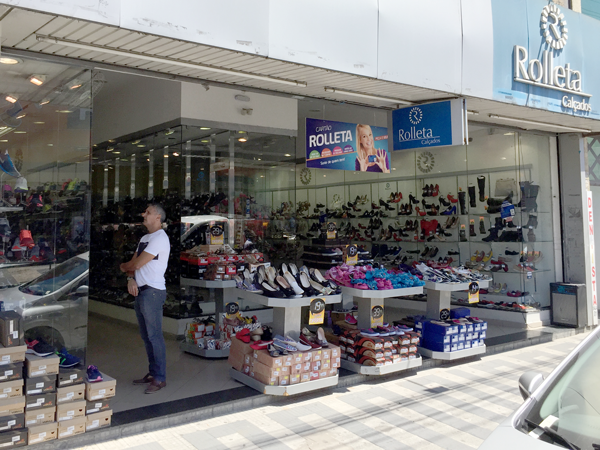 Rolleta Shopping Itaquá
