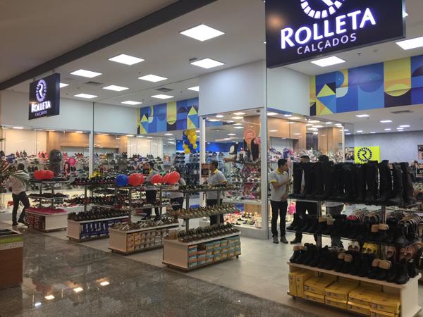Rolleta Itaquá Garden Shopping
